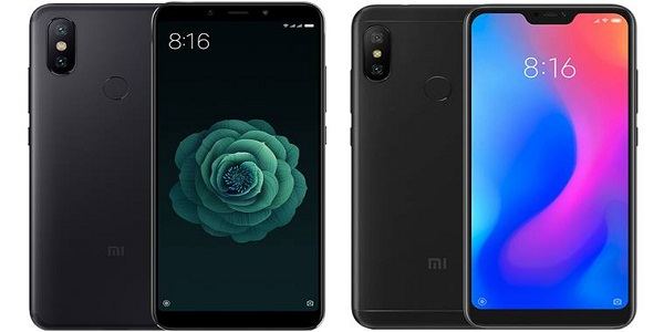 Xiaomi Mi A2 and Mi A2 Lite to be Launched in Spain Tomorrow