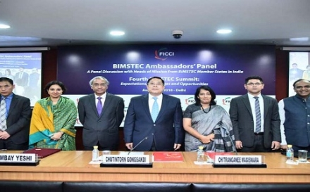 Ahead of BIMSTEC Summit meeting, Heads of Missions call for conclusion of FTA negotiations
