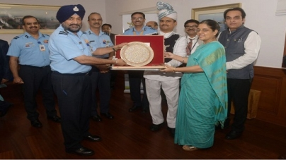 ITDC Becomes Official Cargo Partner of Indian Air Force