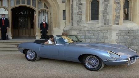 Electric Version of Jaguar E-Type Zero to Hit the Roads by 2020