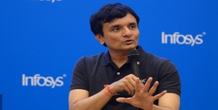 Infosys Begins Search for New CFO as Ranganath Resigns