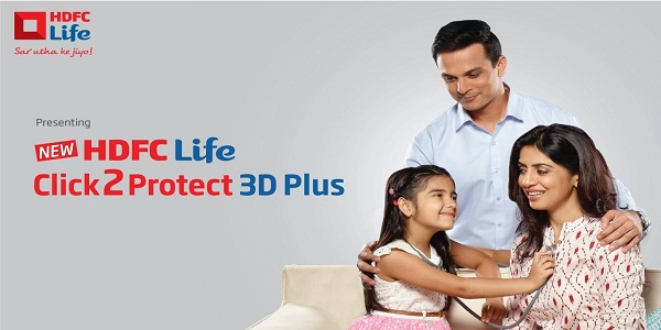New Version of Click 2 Protect 3D Plus Launched by HDFC Life