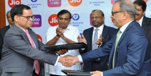 Tie-up between Reliance Jio and SBI to provide digital banking services
