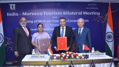 ITDC inks MoU with Government of Kingdom of Morocco