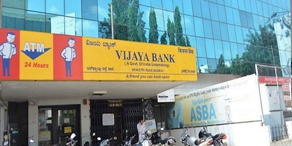 MCLR on Select Maturities Increased by Vijaya Bank