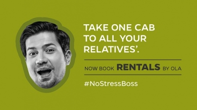 Ola launches a new brand campaign for Ola Rentals