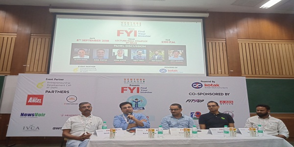 "Start-ups to Get Boost from Kotak and Venture Garage ""Find Your Investor"" Programme"