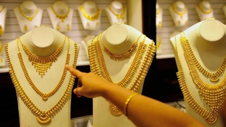 DEAL: Amazon gives customers golden delight, Compare Jewellery Rates