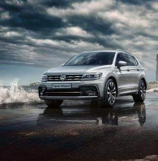 Volkswagen rides high on Tiguan sales