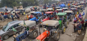 Farmers Protest Enters Central Delhi – No End to Chaos