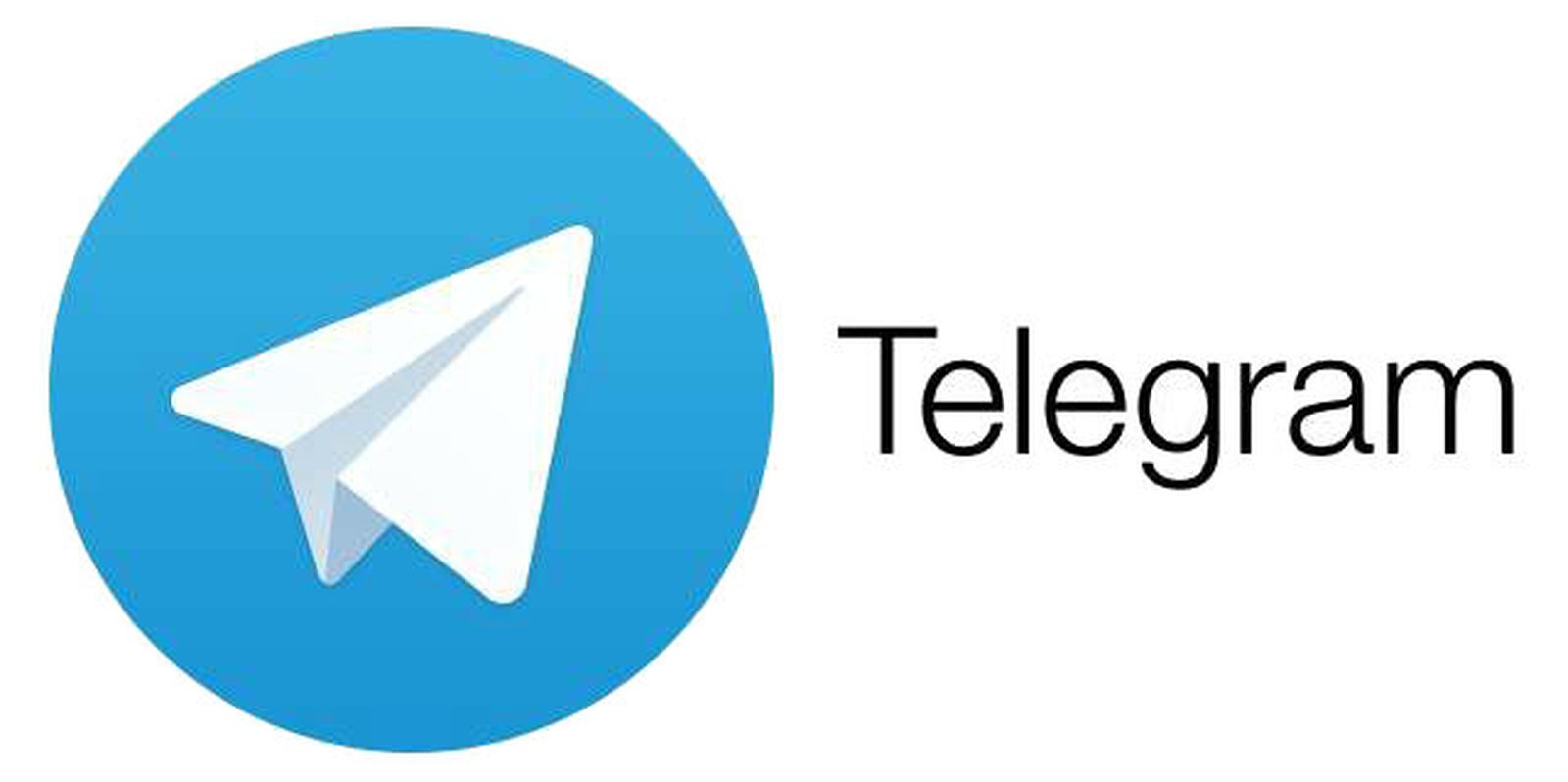 Telegram app user