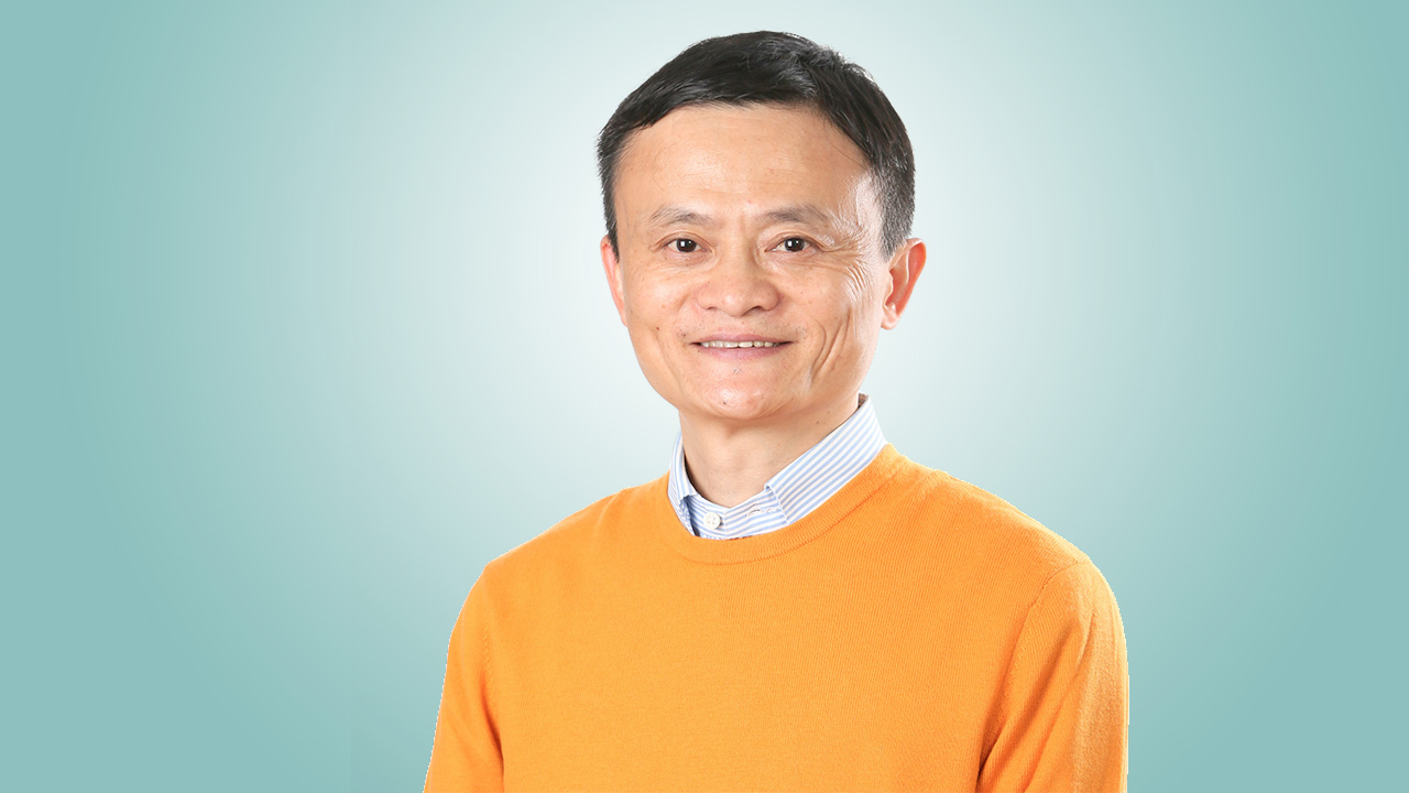 Jack Ma who is a billionaire, from China