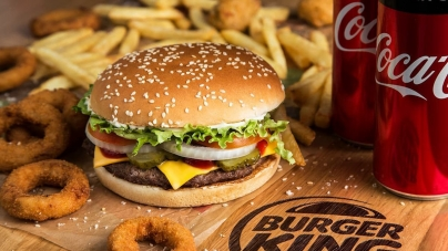 Burger King France is giving away potatoes. Find out why?