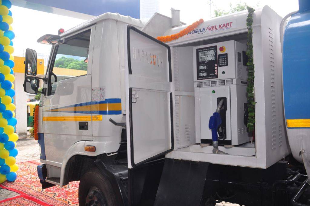 BPCL joins hand with Noida based fuel delivery Start-up M Fuel Kart